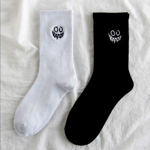 Women's and men's socks